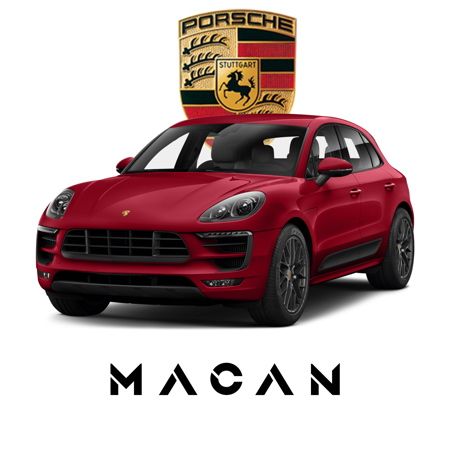 Voiture en location Porsche Macan