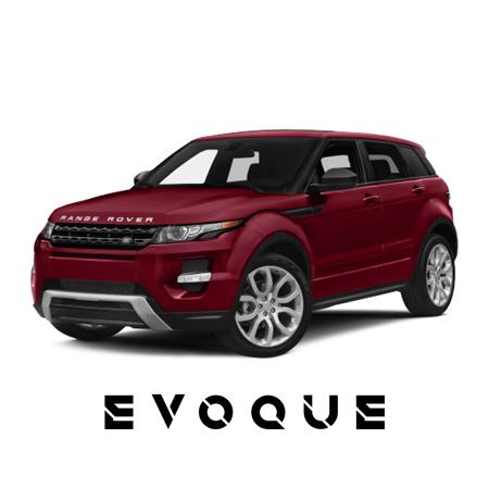 Voiture à louer Range Rover Evoque