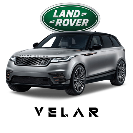 Voiture en location Range Rover Velar