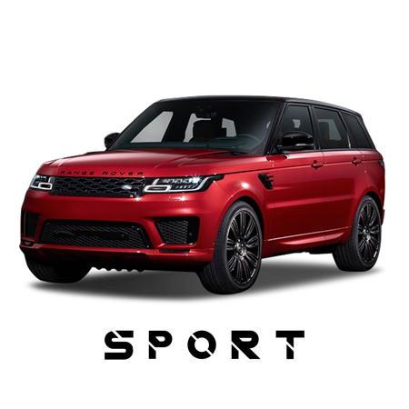 Voiture en location Range Rover Sport