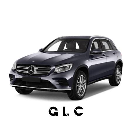 Voiture à louer Mercedes GLC