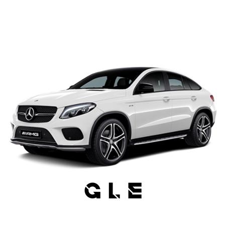 Voiture à louer Mercedes GLE
