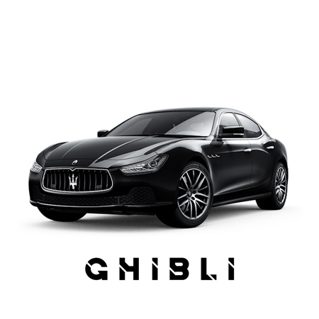 Voiture en location Maserati Ghibli