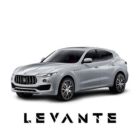 Voiture en location Maserati Levante
